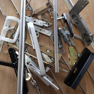 **SLIDING PATIO DOOR HARDWARE**
