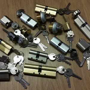 --Key Cylinders