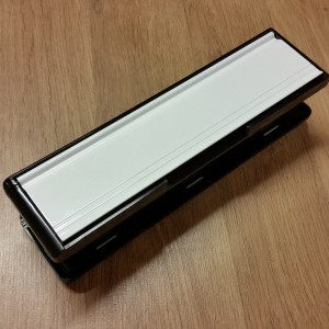 """10"""" Letterbox- Central Sleeve (265x70)"""