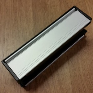 """12"""" Letterbox- Offset Sleeve (305x67)"""