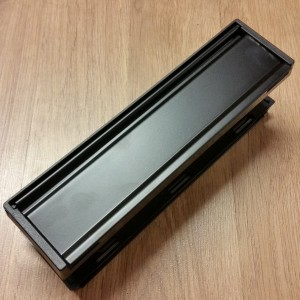 """10"""" Letterbox- Offset Sleeve (253x67)"""