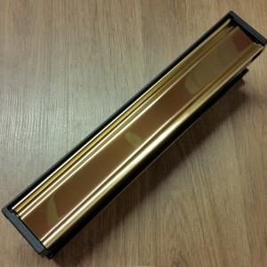 "12"" Slimline Letterbox -Offset Sleeve (305x55)"